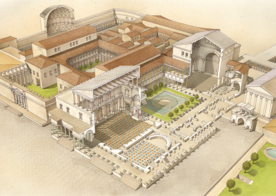 Domitian's Palace