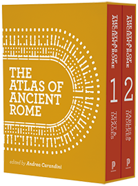 The Atlas of Ancient Rome slipcase